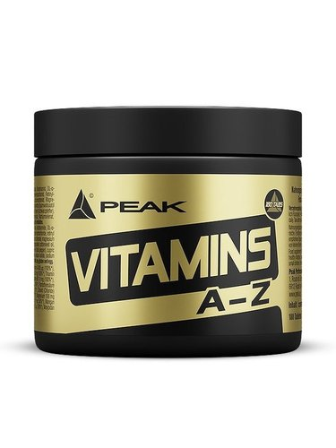 Peak - Vitamins A-Z, 180 Tabletten