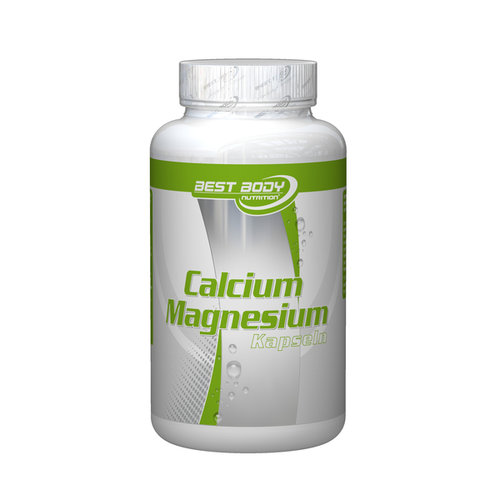 Best Body Nutrition - Calcium Magnesium, 100 Kapseln