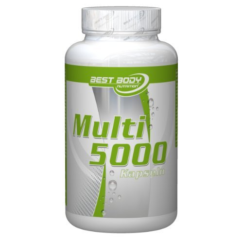 Best Body Nutrition - Multi 5000, 100 Kapseln