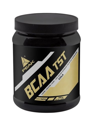 Peak - BCAAs TST, 500g