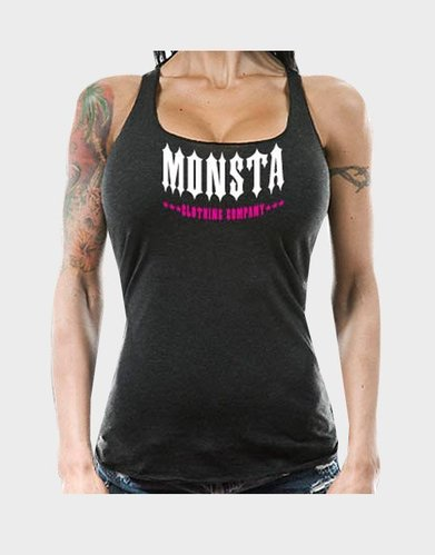 MONSTA CLOTHING - Monsta RoughCut-Tank