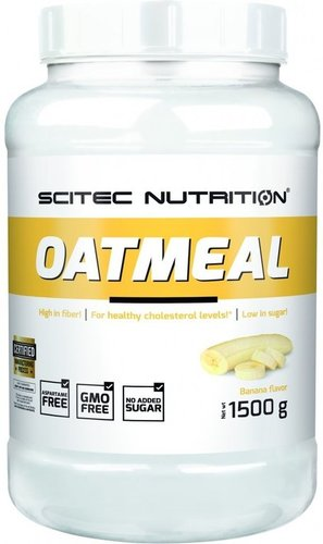 Scitec Nutrition - Oatmeal, 1500g