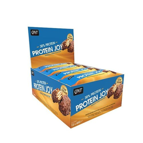 QNT - Protein Joy Bar, 12 x 60g