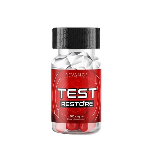 Revange Nutrition - Test Restore, 30 Caps