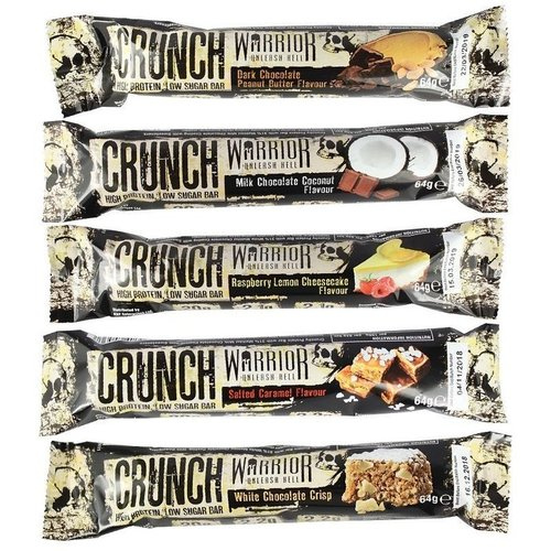 Warrior - Crunch Bar, 64g