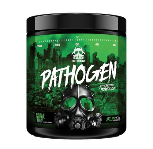 Outbreak Nutrition - Pathogen, 340g