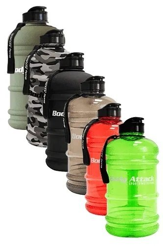 Body Attack - Water Bottle XXL, 2,2L