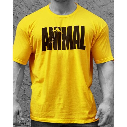 Animal - Iconic T-Shirt Yellow