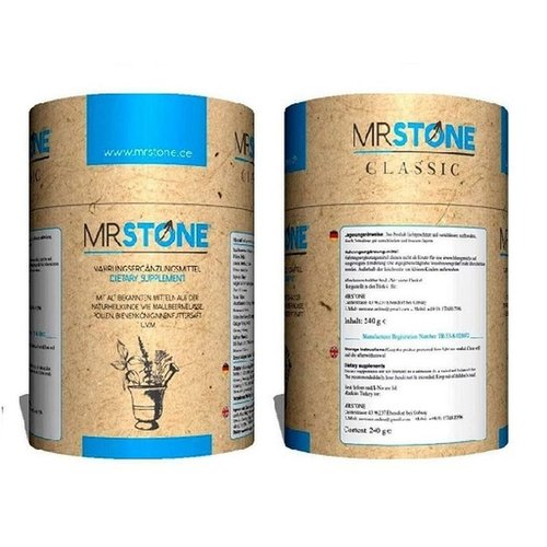 Mr.Stone - Testosterone Booster, 240g
