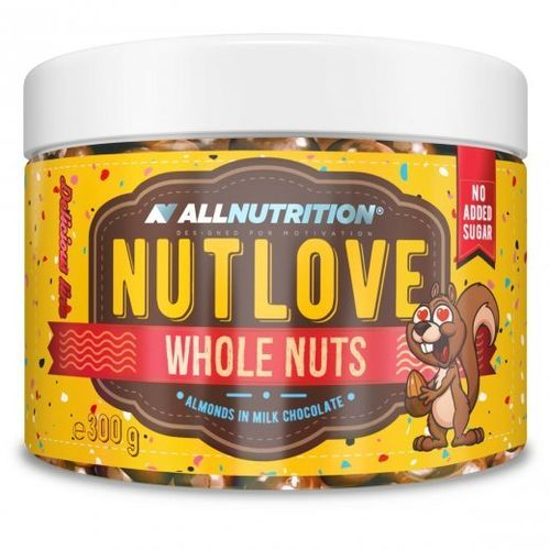 Allnutrition - Nutlove Whole Nuts, 300g